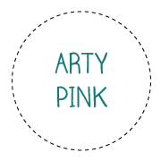 arty-pink-words